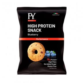 High Protein Snack Saveur de Myrtilles Pasta Young 55g