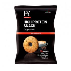 Snack proteico sabor Cappuccino Pasta Young 55g