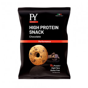 Snack proteico sabor Chocolate Pasta Young 55g