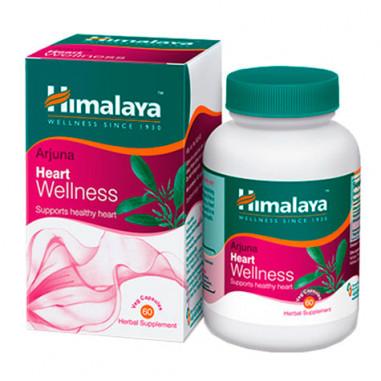 Arjuna Himalaya Saúde do Coração 60 cápsulas