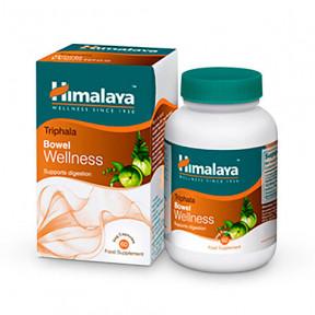 Triphala Himalaya santé intestinale 60 gélules