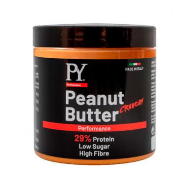 Crema proteica de cacahuete Crunchy Pasta Young 250g
