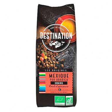 Café em Grãos Orgânico México Chiapas 100% Arábica Destination 250g