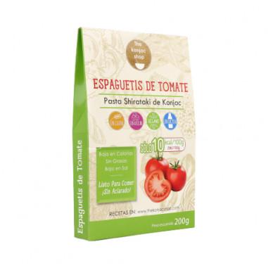 Espaguete com tomate Konjac TKS 200g
