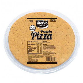 Base de Pizza Proteica Fit Food Life Pro 250 g