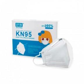 Máscara KN95 padrão GB / 2626-2006 de filtragem respiratória