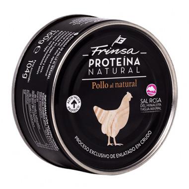 Pechuga de Pollo al Natural Ribeira 160 g