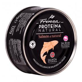 Saumon de Norvège au Naturel Ribeira 160 g