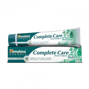 Creme dental Complete Care Himalaya Herbals 12,5g