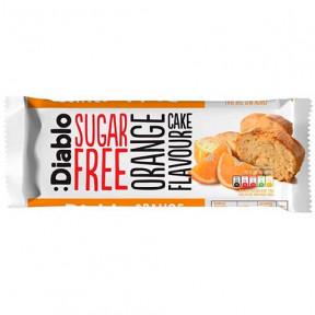 Bizcocho de Naranja sin azúcar : Diablo 200 g