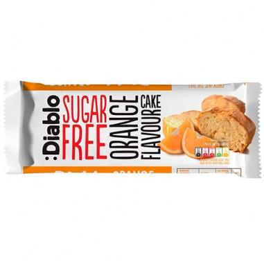 Orange cake sugar free :Diablo 200 g
