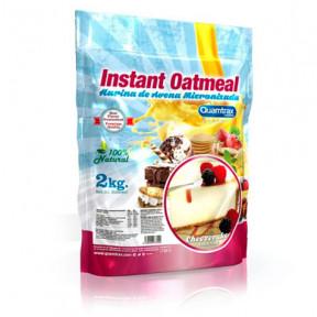 Quamtrax Torta de queijo Aromatizado com Aveia 2Kg