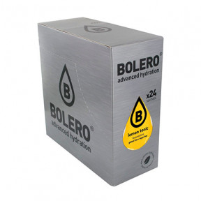 Pack 24 sachets Boissons Bolero Lemon Tonic - 10% de réduction supplémentaire lors du paiement