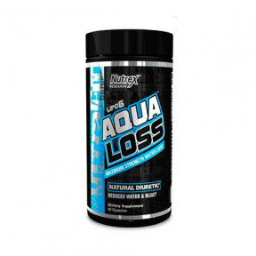 Lipo 6 Aqua Loss 80 capsules Nutrex Research
