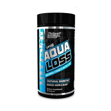 Lipo 6 Aqua Loss 80 capsules Nutrex Research