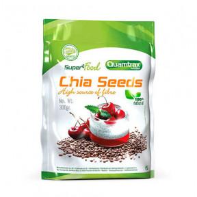 Sementes de Chia Superfood Quamtrax 300 g