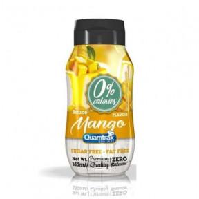 Molho Manga 0% de calorias Quamtrax Gourmet 330ml