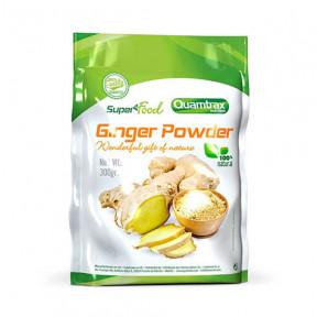 Sementes de gengibre Superfood Quamtrax 300 g