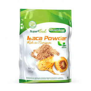 Maca Powder Superfood Quamtrax 300 g