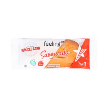 Biscoito FeelingOk Savoiardo Start Laranja Start 35 g