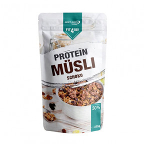 Protein cereals with Muesli with chocolate from Fit4Day 375g