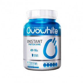 OvoWhite Instant 100% Egg Protein Natural 2,5Kg