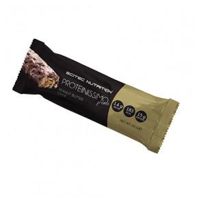 Barrita Low-Carb Proteinissimo Prime crema de cacahuete de Scitec Nutrition 50g