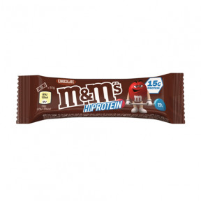 Mars M&M's Hi Protein Chocolate 51g