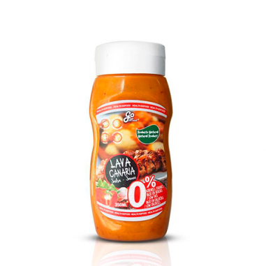 Canary lava Natural Sauce 0% GoFood 320ml