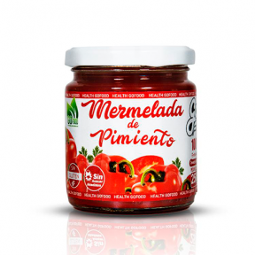 Natural Pepper jam GoFood 250g