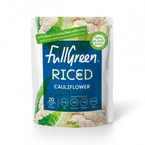 Cauli Rice Arroz de Coliflor FullGreen Riced 200g
