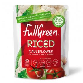 Cauli Rice Arroz de Couve-Flor com tomate, alho e ervas FullGreen 200g