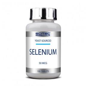 Selenio 50mcg Scitec Essentials 100 Cápsulas