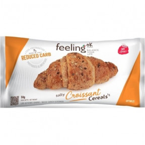 Croissant Salado con Cereales Optimize FeelingOk 1 unidad 50 g
