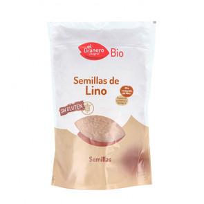Semillas de Lino Dorado Bio El Granero Integral 500g