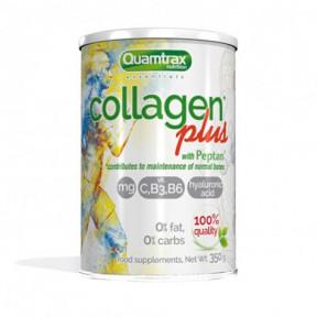 Collagen Plus con Peptan Quamtrax Essentials sabor neutro 350g