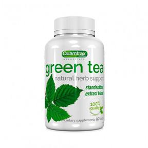 Extrato de Chá Verde Quamtrax Essentials 90 cápsulas