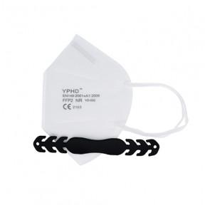 Masque FFP2 standard EN149: 2001 Filtrage respiratoire marqué CE
