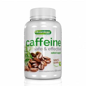 Cafeína Quamtrax Essentials 180 comprimidos