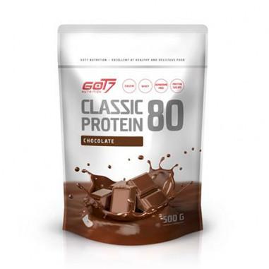 Classic Protein 80 Sabor Chocolate Got7 500g