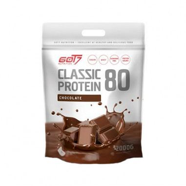 Classic Protein 80 Sabor Chocolate Got7 2kg