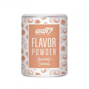 Powder flavor chocolate with coconut Got7 150g