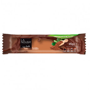 LaNouba Low-Carb Milk Chocolate Bar 35 g