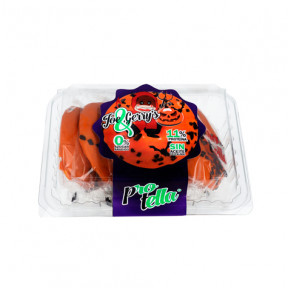 Pack 5 Halloween Donut Protella Edição Limitada