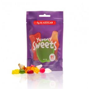 Yummy Sweets sugar-free gummy Mix 50g