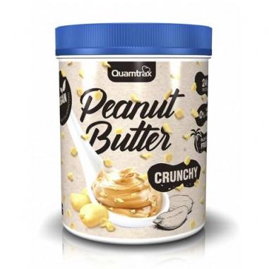 Creme Crocante de Amendoim Quamtrax 1 kg