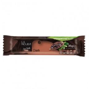 Chocolate preto baixo teor de carboidratos LaNouba 35 g