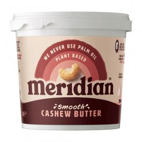 Beurre de cajou crémeux Meridian 1 kg